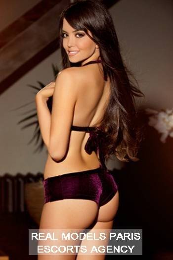 real photo escort in Paris Alina